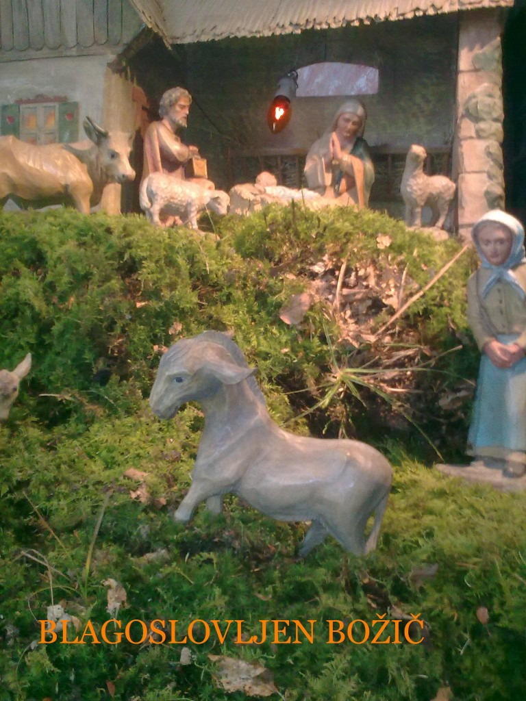 Blagoslovljen Božič - Župnija Kalobje